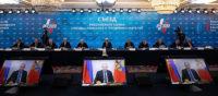 На Съезде РСПП представители бизнеса обсудили актуальные вопросы развития страны с Президентом России В.В. Путиным и ведущими министрами Правительства