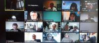 На заседании рабочей группы РТК рассмотрены промежуточные результаты проведения эксперимента по использованию электронных документов, связанных с работой