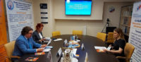 В Ассоциации состоялась рабочая встреча с Председателем Молодежного совета электроэнергетики при Минэнерго России