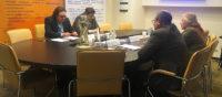 Президент Ассоциации «ЭРА России» А.В. Замосковный встретился с представителями проекта «Эколог нового поколения»