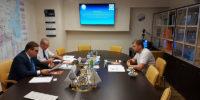 В Ассоциации «ЭРА России» прошла рабочая встреча с директором Петербургского энергетического Института повышения квалификации С.В. Юнгблюдтом